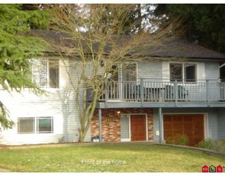 "Photo 1: 6082 132A Street in Surrey: Panorama Ridge House for sale in ""NORTHRIDGE"" : MLS®# F2833610"