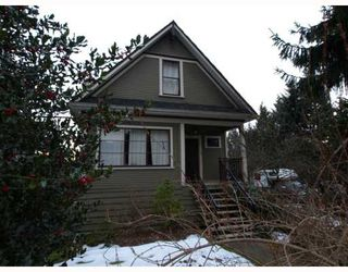 Photo 1: 201 E 19TH Street in North_Vancouver: Central Lonsdale House for sale (North Vancouver)  : MLS®# V750427