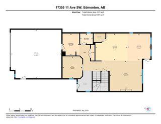 Photo 29: 17355 11 Avenue in Edmonton: Zone 56 House for sale : MLS®# E4181466