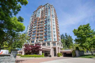 "Main Photo: 1203 5775 HAMPTON Place in Vancouver: University VW Condo for sale in ""THE CHATHAM"" (Vancouver West)  : MLS®# R2459026"