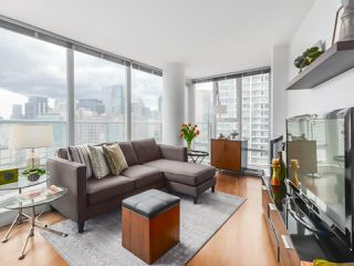 "Main Photo: 1203 111 W GEORGIA Street in Vancouver: Downtown VW Condo for sale in ""Spectrum 1"" (Vancouver West)  : MLS®# R2475666"