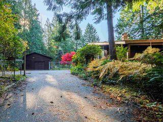 "Photo 1: 8027 WILDWOOD Road in Halfmoon Bay: Halfmn Bay Secret Cv Redroofs House for sale in ""WELCOME WOODS"" (Sunshine Coast)  : MLS®# R2516245"