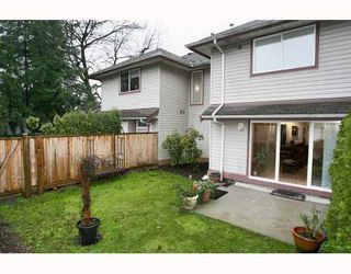 "Photo 10: 2 20985 CAMWOOD Avenue in Maple Ridge: Southwest Maple Ridge Townhouse for sale in ""MAPLE COURT"" : MLS®# V809174"
