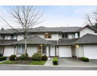 "Photo 1: 2 20985 CAMWOOD Avenue in Maple Ridge: Southwest Maple Ridge Townhouse for sale in ""MAPLE COURT"" : MLS®# V809174"