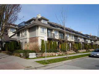 "Photo 1: 27 4055 PENDER Street in Burnaby: Willingdon Heights Townhouse for sale in ""REDBRICK HEIGHTS"" (Burnaby North)  : MLS®# V816853"