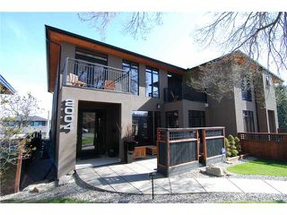 Main Photo: 2004 37 Avenue SW in CALGARY: Altadore River Park Residential Attached for sale (Calgary)  : MLS®# C3429821