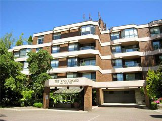 "Photo 1: 212 3905 SPRINGTREE Drive in Vancouver: Quilchena Condo for sale in ""ARBUTUS VILLAGE"" (Vancouver West)  : MLS®# V847815"