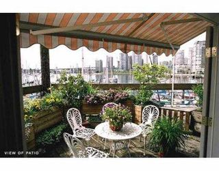 Photo 7: 201 609 STAMPS LANDING BB in Vancouver: False Creek Townhouse for sale (Vancouver West)  : MLS®# V540102