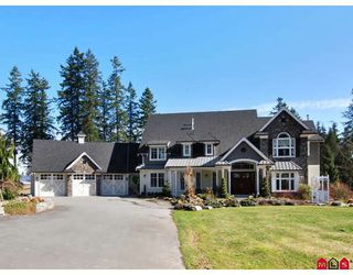 """Photo 1: 8098 228B Street in Langley: Fort Langley House for sale in """"CASTLEHILL ESTATES"""" : MLS®# F2901822"""
