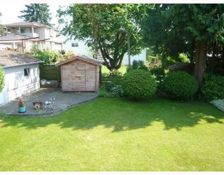 Photo 3: 4090 FOREST Street in Burnaby: Burnaby Hospital House for sale (Burnaby South)  : MLS®# V771972
