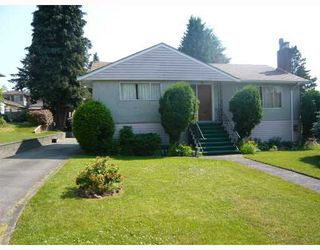 Photo 1: 4090 FOREST Street in Burnaby: Burnaby Hospital House for sale (Burnaby South)  : MLS®# V771972