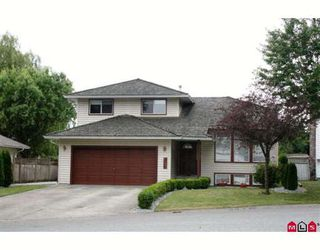 "Photo 1: 31448 CROSSLEY Place in Abbotsford: Abbotsford West House for sale in ""ELLWOOD ESTATES"" : MLS®# F2913153"
