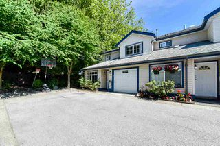 "Main Photo: 301 9118 149 Street in Surrey: Bear Creek Green Timbers Townhouse for sale in ""WILDWOOD GLEN"" : MLS®# R2390998"