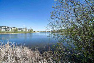 Photo 30: 19 16003 132 Street in Edmonton: Zone 27 House Half Duplex for sale : MLS®# E4170757