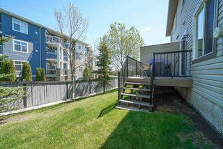 Photo 28: 19 16003 132 Street in Edmonton: Zone 27 House Half Duplex for sale : MLS®# E4170757