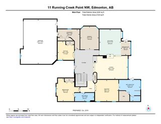 Photo 25: 11 Running Creek Point in Edmonton: Zone 16 House for sale : MLS®# E4178222