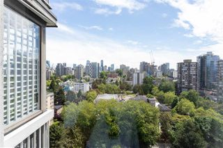 """Photo 18: 1805 1740 COMOX Street in Vancouver: West End VW Condo for sale in """"THE SANDPIPER"""" (Vancouver West)  : MLS®# R2464694"""