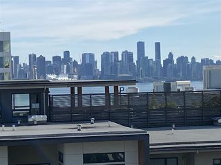 """Main Photo: 803 124 W 1ST Street in North Vancouver: Lower Lonsdale Condo for sale in """"THE Q"""" : MLS®# R2468745"""