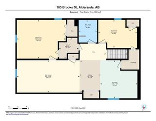 Photo 22: 105 Brooks Street: Aldersyde Detached for sale : MLS®# A1021637