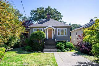 Main Photo: 2363 Pacific Ave in : OB Estevan House for sale (Oak Bay)  : MLS®# 852251
