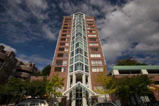 "Photo 1: 1502 130 E 2ND Street in North Vancouver: Lower Lonsdale Condo for sale in ""The Olympic"" : MLS®# V852197"