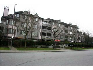 Photo 1: 305 1145 HEFFLEY Crescent in Coquitlam: North Coquitlam Condo for sale : MLS®# V861132