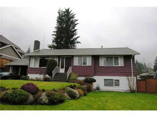 Photo 1: 7741 KERRYWOOD in Burnaby: Government Road House for sale (Burnaby North)  : MLS®# V867419