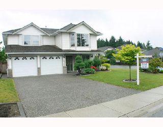 Photo 1: 12350 NIKOLA Street in Pitt_Meadows: Central Meadows House for sale (Pitt Meadows)  : MLS®# V720572