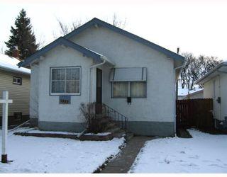 Main Photo: 1327 DOWNING Street in WINNIPEG: West End / Wolseley Residential for sale (West Winnipeg)  : MLS®# 2821532