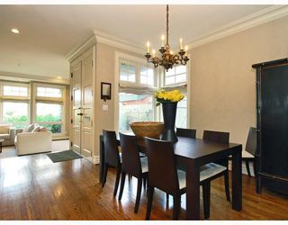 Photo 4: 1786 W 15TH Avenue in Vancouver: Fairview VW House 1/2 Duplex for sale (Vancouver West)  : MLS®# V757566