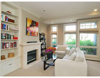 Photo 2: 1786 W 15TH Avenue in Vancouver: Fairview VW House 1/2 Duplex for sale (Vancouver West)  : MLS®# V757566