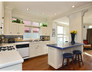 Photo 6: 1786 W 15TH Avenue in Vancouver: Fairview VW House 1/2 Duplex for sale (Vancouver West)  : MLS®# V757566