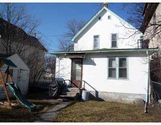 Photo 10: 346 BURROWS Avenue in WINNIPEG: North End Residential for sale (North West Winnipeg)  : MLS®# 2905859