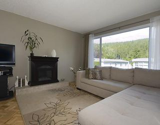 "Photo 2: 58 3295 SUNNYSIDE Road: Anmore Manufactured Home for sale in ""COUNTRYSIDE VILLAGE"" (Port Moody)  : MLS®# V771404"