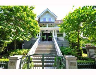 """Photo 10: 1 2888 BIRCH Street in Vancouver: Fairview VW House 1/2 Duplex for sale in """"HERITAGE COURT"""" (Vancouver West)  : MLS®# V771662"""