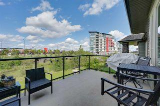Photo 28: 196 AMBLESIDE Drive in Edmonton: Zone 56 Attached Home for sale : MLS®# E4169165