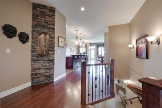 Photo 4: 196 AMBLESIDE Drive in Edmonton: Zone 56 Attached Home for sale : MLS®# E4169165