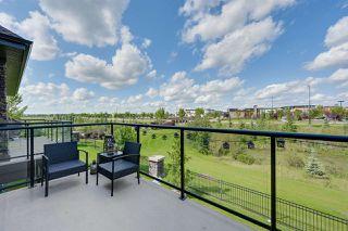 Photo 27: 196 AMBLESIDE Drive in Edmonton: Zone 56 Attached Home for sale : MLS®# E4169165