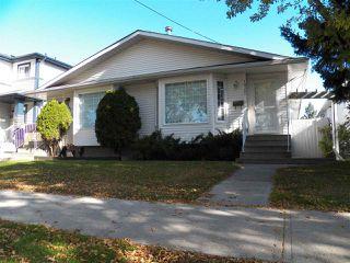 Photo 1: 10305 152 Street in Edmonton: Zone 21 House Half Duplex for sale : MLS®# E4176080