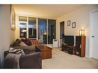 Photo 7: 1105 833 HOMER Street in Vancouver West: Home for sale : MLS®# V1100708