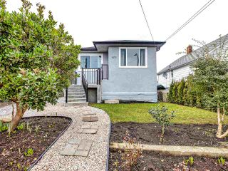 Main Photo: 4273 ELGIN Street in Vancouver: Fraser VE House for sale (Vancouver East)  : MLS®# R2435857