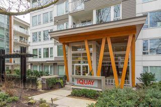 "Main Photo: 106 277 W 1ST Street in North Vancouver: Lower Lonsdale Condo for sale in ""WEST QUAY"" : MLS®# R2438713"