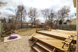 Photo 28: 135 Williamson Crescent in Winnipeg: Harbour View South Residential for sale (3J)  : MLS®# 202007780