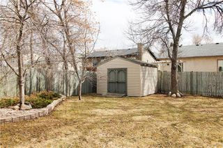 Photo 30: 135 Williamson Crescent in Winnipeg: Harbour View South Residential for sale (3J)  : MLS®# 202007780