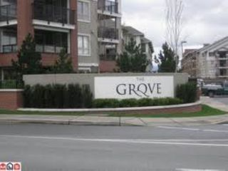 "Photo 1: D201 8929 202 Street in Langley: Walnut Grove Condo for sale in ""THE GROVE - CENTRAL WALNUT GROVE"" : MLS®# R2457067"