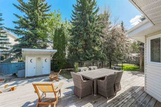 Photo 36: 426 OLSEN Close NW in Edmonton: Zone 14 House for sale : MLS®# E4199164