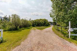 Photo 37: 97 Hillsdale: Rural Strathcona County House for sale : MLS®# E4207254