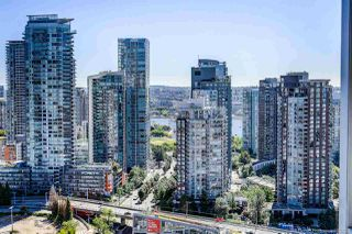 "Main Photo: 2702 1455 HOWE Street in Vancouver: Yaletown Condo for sale in ""POMARIA"" (Vancouver West)  : MLS®# R2501433"