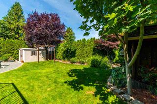 Photo 38: 44689 LANCASTER Drive in Chilliwack: Vedder S Watson-Promontory House for sale (Sardis)  : MLS®# R2501791