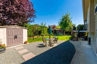 Photo 36: 44689 LANCASTER Drive in Chilliwack: Vedder S Watson-Promontory House for sale (Sardis)  : MLS®# R2501791